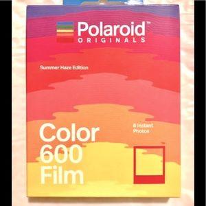 Rare & Retro Polaroid 600 Film: Summer Haze Ed.